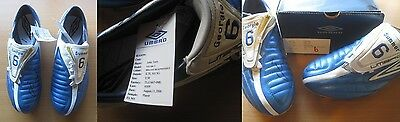 John Terry Chelsea & England Signed Match Issue Boots (248)