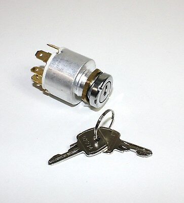 Ignition Switch With Barrel & Keys Humber Hawk 1961 - 1966