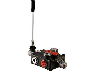 1 spool hydraulic directional control valve 32gpm, double acting cylinder spool