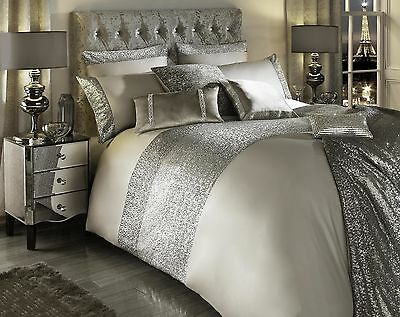 Mezzano Praline Bed Linen by Kylie Minogue At Home ... FREE SHIPPING