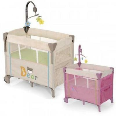 Hauck Babynest Dream 'n Care Center Incl. Mobile 8192