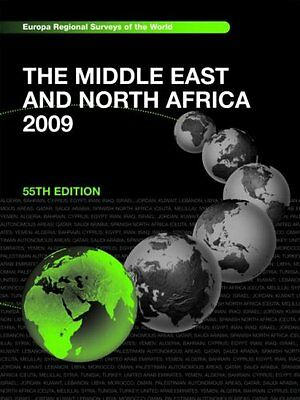 NEW Middle East and North Africa 2009 (Middle East & North Africa)