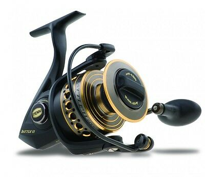 Penn Battle II BTL Saltwater Spinning Reel ALL SIZES AVAILABLE + Free Postage
