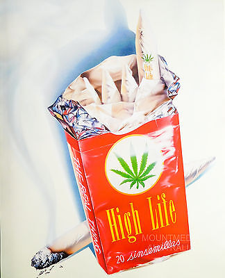 HIGH LIFE POSTER (50x40cm) JOINT PACKET NEW LICENSED ART