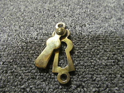 Reclaimed Vintage  Brass Key Cover Escutcheon -     -KC60-