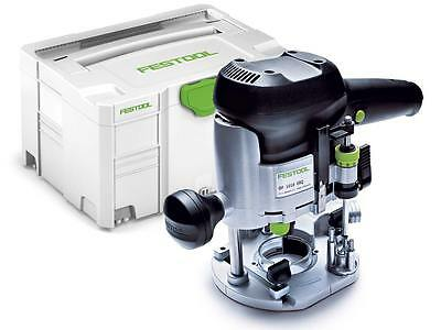 Festool 574338 OF1010 EQ-Plus 110v 1/4in Router in Systainer SYS 3 T-Loc