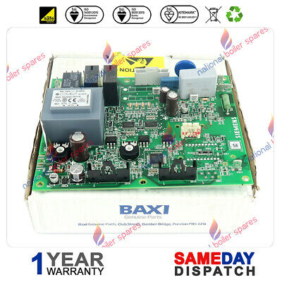 Baxi Duotec Combi 28HE And Platinum 28HE PCB 5120218 720043401 See List Below