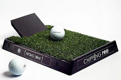 Chipping Pro - Golf Training Aid - Learn How To Chip Like A Pro In Just 1 Hour