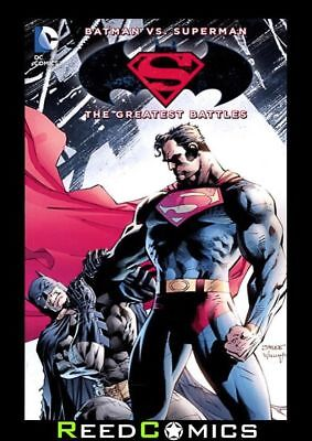 BATMAN VS SUPERMAN GRAPHIC NOVEL New Paperback Collects Their Memorable Clashes