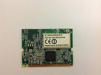 Chip Wifi Broadcom 1016