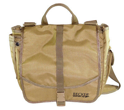 Becker Field & Travel Bag: Ideal for EDC CCW Camping Hiking Bushcraft Business