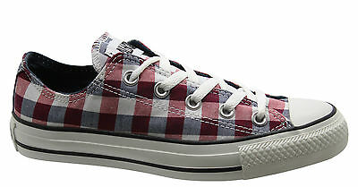 Converse Chuck Taylor All Star Ox Low Top Unisex Trainers Canvas 130016C B6D