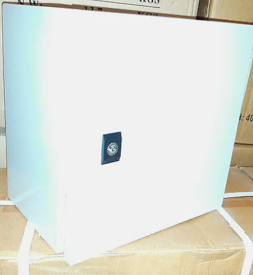 sheet steel electric enclosure 300x300x200mm junction box IP65 weather proof NEW