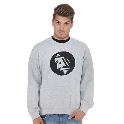 Project: Mooncircle - PMC Sweater Sportsgrey Pullover Rundhals