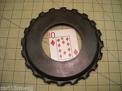 1 Used Dempster  Fl1044  Steel / Cast Iron Planter Seed Corn Plate 10D