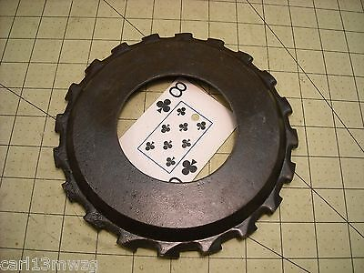 1 Used Dempster  Fl1044  Steel / Cast Iron Planter Seed Corn Plate