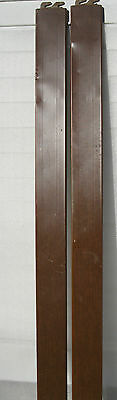 Pair Of Twin Size Metal Bed Rails B