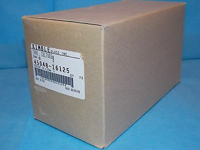 Kimble Culture Tube 16 X 125Mm 45048-16125 Case Of 72 New