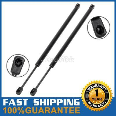(2) Front Hood Lifts For 98-02 Honda Accord Gas Charged Lift Support Damper