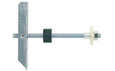 1 St fischer Metal - Toggle bolts KM 10 Wash basin fixing WC - Attachment