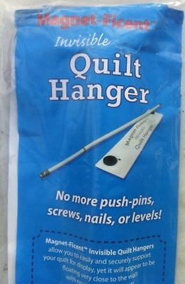 Invisible Quilt Hanger, Original aus USA von magnetic Ficent