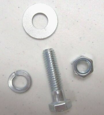 3400Pc Grade 5 Coarse Thread Bolt,  Nut, Flat And Lock Washer Assortment