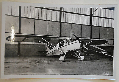 carte postale aviation Potez 43 moteur Renault Bengali 145 cv #28
