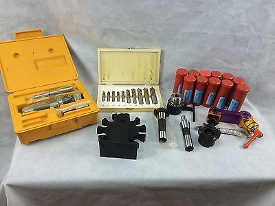 Milling Machine Starter Kit, R 8,29 Pc