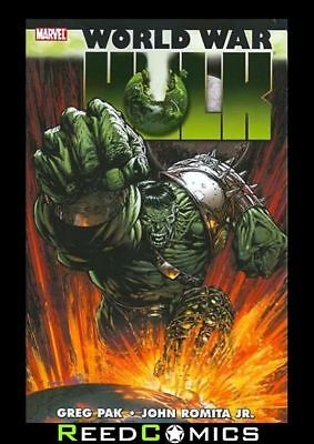 HULK WORLD WAR HULK GRAPHIC NOVEL New Paperback Collects All Issues #1-5