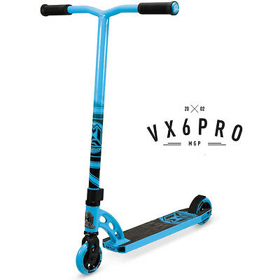 2016 Madd Gear Mgp Vx6 Complete Pro Scooter Blue - Free Delivery