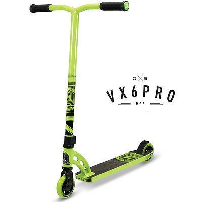 2016 Madd Gear Mgp Vx6 Complete Pro Scooter Green - Free Delivery