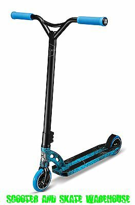 2016 Madd Gear Mgp Vx6 Complete Nitro Scooter Blue - Free Delivery