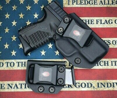 Concealment Holster Combo With Adjustable Cant and retention IWB HOLSTER