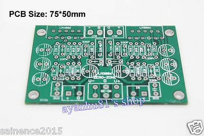 ZEROZONE LM3886 LM3886TF Stereo Audio Power Amplifier Board PCB ( 2 channel )