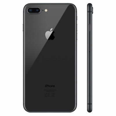 Apple Iphone 8 Plus 64Gb Gray Ricondizionato Grado Ab Garantito