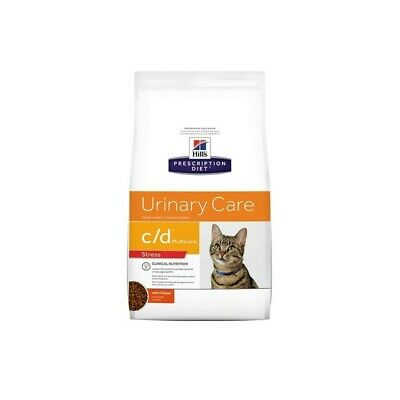 HILL S prescription diet  c/d feline multicare  mangime secco pollo  kg. 1,5