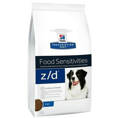 HILL S prescription diet  z/d canine ultra allergen free secco kg10
