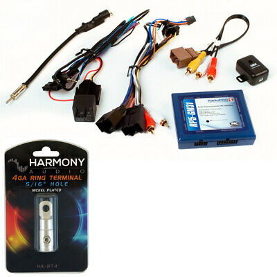 PAC RP5-GM31 Complete Radio Replacement Kit W/ Dual Zone Function Ring Terminal