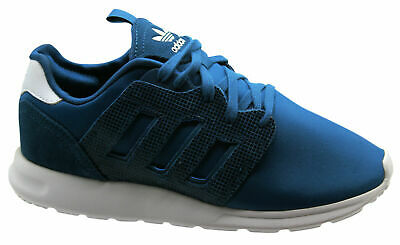 photos officielles 06340 d0743 ADIDAS ORIGINALS ZX 500 2.0 Womens Trainers Shoes Blue White Lace M20898 U22