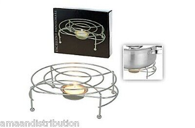 Excellent Houseware Single Food Plate Warmer Oval Hot Plate 15Cm