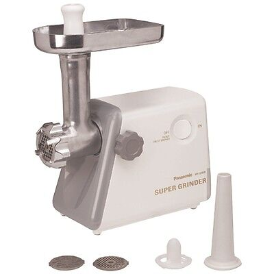 NEW Panasonic Mkg20nrw Heavy-duty Meat Grinder