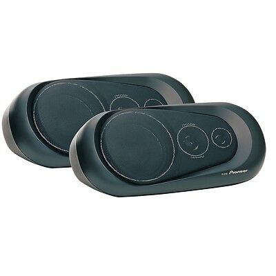 "NEW Pioneer Ts-x150 5.25"" 3-way Surface-mount Speakers"