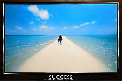 SUCCESS - MOTIVATIONAL POSTER (61x91cm)  NEW LICENSED ART