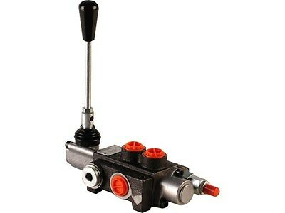 1 spool hydraulic directional control valve 21gpm, double acting cylinder spool