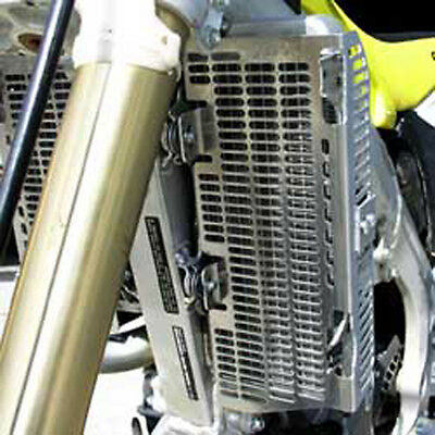 DEVOL ALUMINUM RADIATOR GUARD Fits: Kawasaki KX500