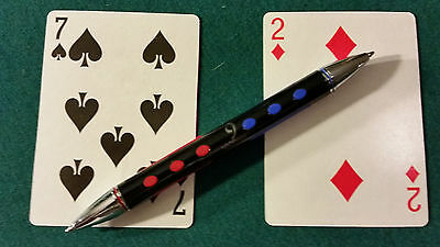 Baccarat Pen Set of 2 Country Club C-1065