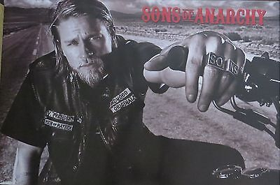 SONS OF ANARCHY-Jackson-Licensed POSTER-91cm x 61cm-Brand New