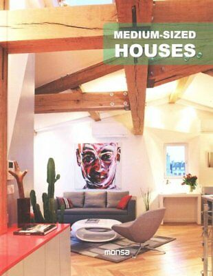 Medium-Sized Houses by Monsa 9788415829706 (Paperback, 2015)