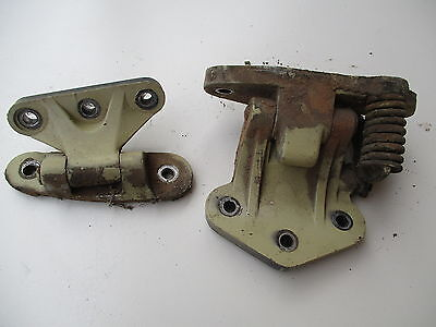 Holden Hk Ht Hg Rear Right Door Hinges   Kingswood Belmont
