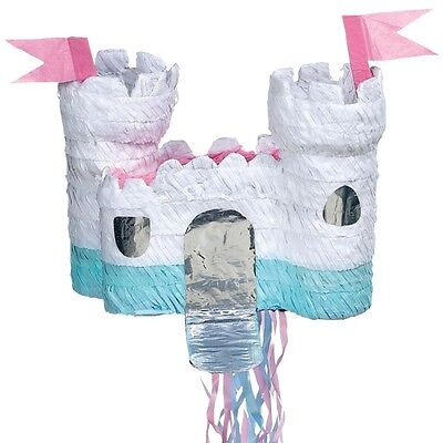 PRINCESS FAIRYTALE CASTLE PULL Piñata Birthday Party Game Decoration 33455